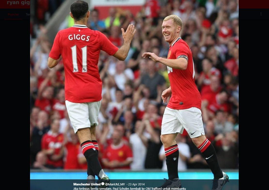 Dicap Sebagai Pemain Loyal Di Manchester United Paul