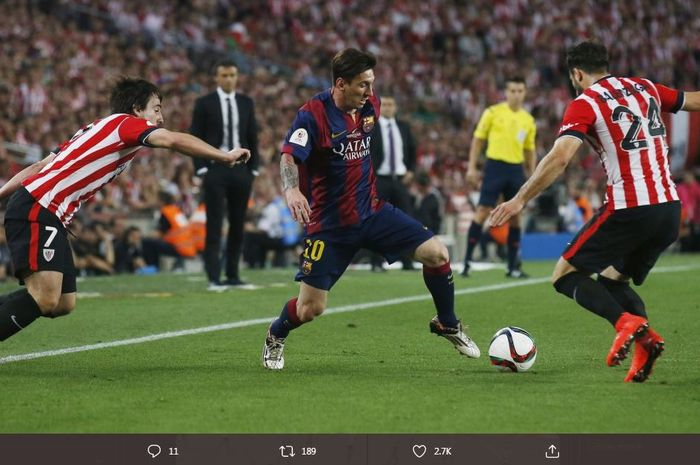 Link Live Streaming Barcelona Vs Athletic Bilbao L