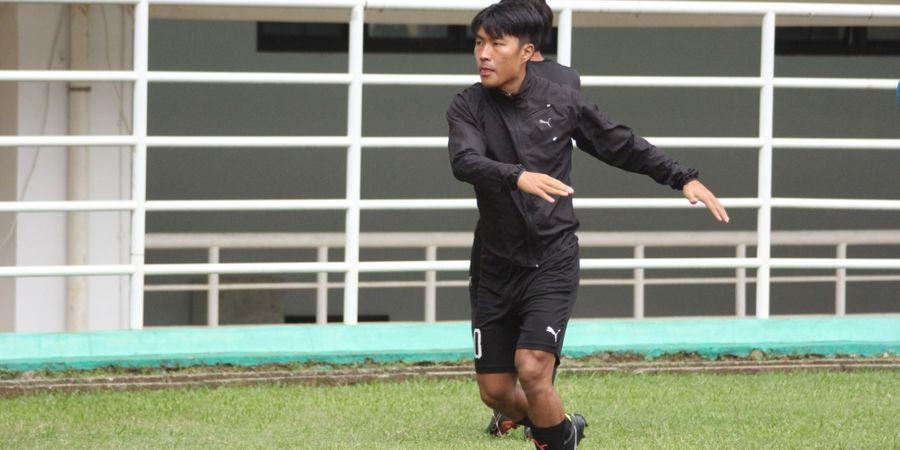SISI LAIN - Saat Yoo Jae-hoon Ingin Jumpa Kompatriotnya di Home United