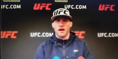 Soal UFC 257, Justin Gaethje Merasa Bahagia Sampai Tega Sebut Conor McGregor Idiot