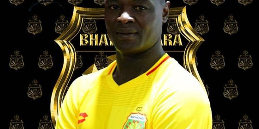 Detail Transfer Ndouassel - Kontrak 2 Tahun, Klausul Khusus Saat Bertemu Persib, Bukan Barter Bruno Matos