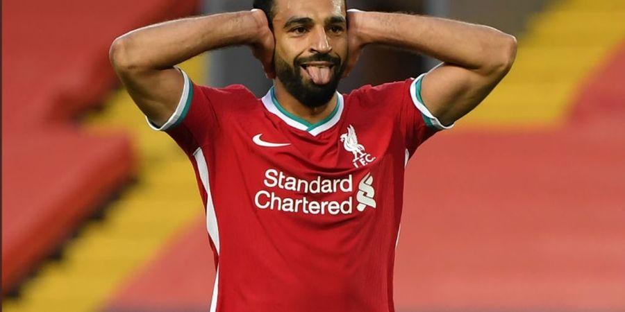 Hari Ini Mohamed Salah Diizinkan ke Liverpool Meski Masih Positif COVID-19, FA Mesir Andalkan Doa