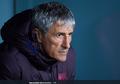 Terpuruk oleh Barcelona, Quique Setien Tak Kapok Kembali ke Camp Nou