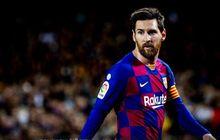 Ogah Perpanjang Kontrak, Lionel Messi Siap Hengkang dari Barcelona Pada 2021