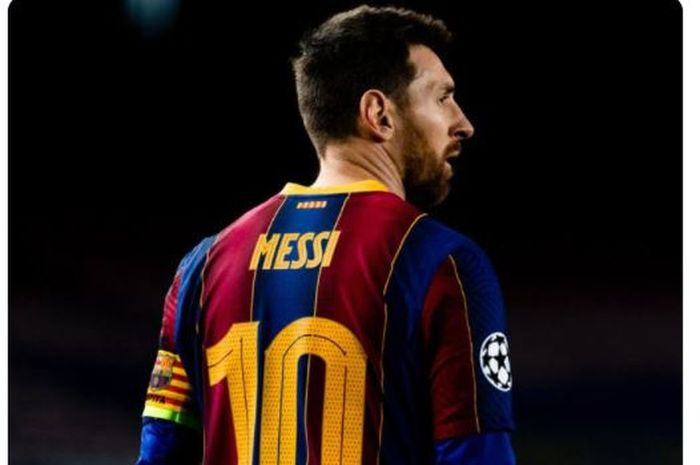 Barcelona Ingkar Janji, Salah Satu Alasan Mengapa Lionel Messi Hengkang thumbnail