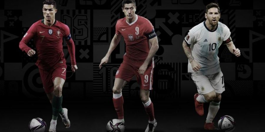 Link Streaming Penghargaan FIFA The Best, Lewandowski Siap Hentikan Dominasi Ronaldo dan Messi