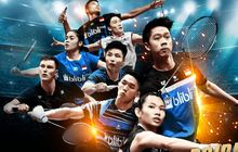 indonesia open 2019 - hawk eye masih absen pada hari kedua turnamen