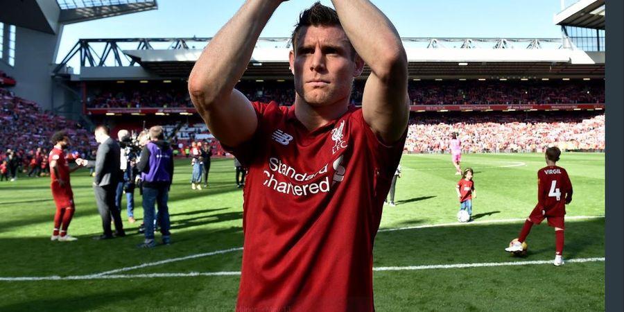 Gelandang Liverpool Mengaku Terlihat Bodoh Saat Lawan Messi