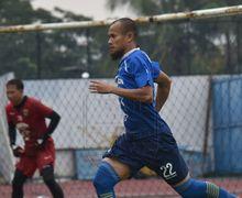Kondisi Kapten Persib Bandung Pasca Benturan Kepala di Laga Melawan Arema FC