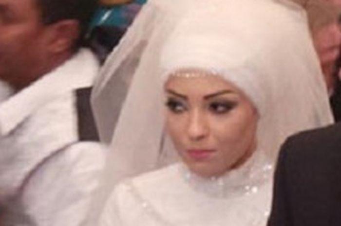 Istri Mohamed Salah, Magi Salah.