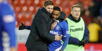 Steven Gerrard Dinilai Belum Pantas Menggantikan Juergen Klopp di Liverpool