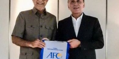 Sheikh Salman Ingin PSSI Lebih Terlibat Aktif dalam Forum AFC