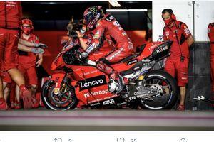 Sama-sama Pernah Keteteran di Le Mans, Harapan Murid Valentino Rossi Tak Jauh dari Gurunya