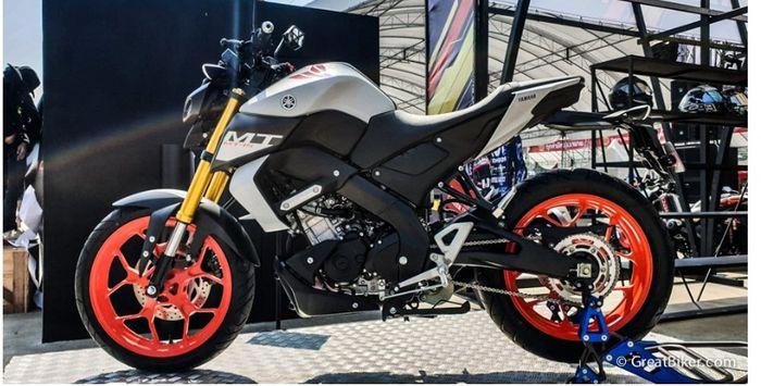 Yamaha MT-15 terinspirasi esain Yamaha MT-09