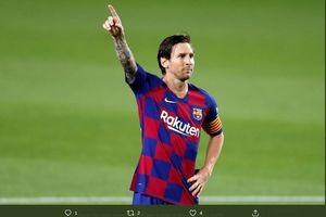Kans Lionel Messi Hancurkan Rekor Cristiano Ronaldo di Liga Champions