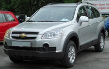 Tengok Chevrolet Captiva Bensin Seken, Harga Mulai Rp 100 Jutaan