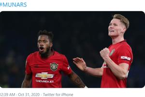 Manchester United Tidak akan Menangi Apa Pun jika Masih Diperkuat McTominay dan Fred