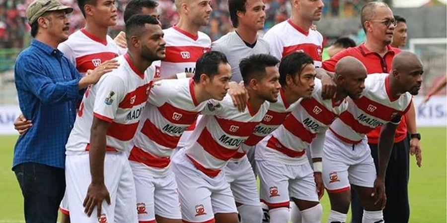 Sempat Diragukan, Madura United Mulai Serius di Piala Indonesia 2018