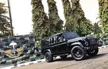 Wah, Land Rover Defender Satu Ini Gagal Tampil Dengan Style Off-Road