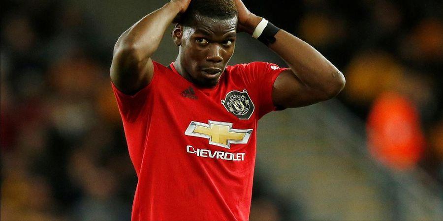 Suka Main Sosial Media, Alasan Paul Pogba Tak Bisa Pimpin Man United