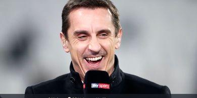 Termasuk Arsenal, Inilah 3 Klub Pilihan Gary Neville jika Tak Bermain untuk Man United