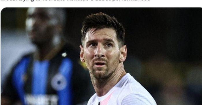3 Sikap Kurang Respek Lionel Messi yang Tak Pantas Ditiru