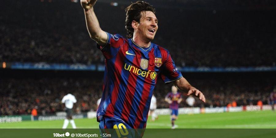 Pernah Ditaksir Manchester United Saat Muda, Ini Jawab Lionel Messi