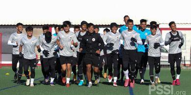 Pulang dari TC, Komitmen Pemain Timnas U-19 Indonesia Diuji