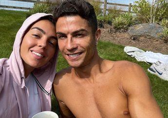 Tak Muluk-muluk, Makanan Favorit Cristiano Ronaldo Cuma Ikan Asin dan Telur