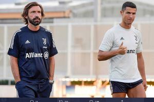 Empot-empotan Tanpa Cristiano Ronaldo, Juventus Kehilangan Separuh Nyawa