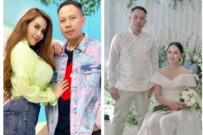 Nita Thalia, <a href='https://palembang.tribunnews.com/tag/vicky-prasetyo' title='VickyPrasetyo'>VickyPrasetyo</a>, Kalina Okctaranny.
