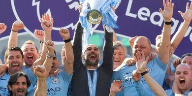 Di Bawah Asuhan Pep Guardiola, Man City Takkan Juara Liga Inggris Lagi