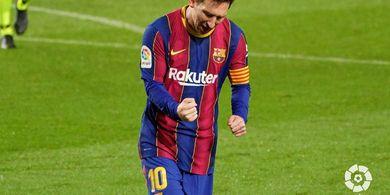 Capres Barcelona: Lionel Messi Pasti Pensiun di Camp Nou, asalkan...