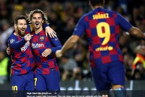 Ejek Lionel Messi, Dugarry Ikut Komentari Nasib Antoine Griezmann di Barcelona
