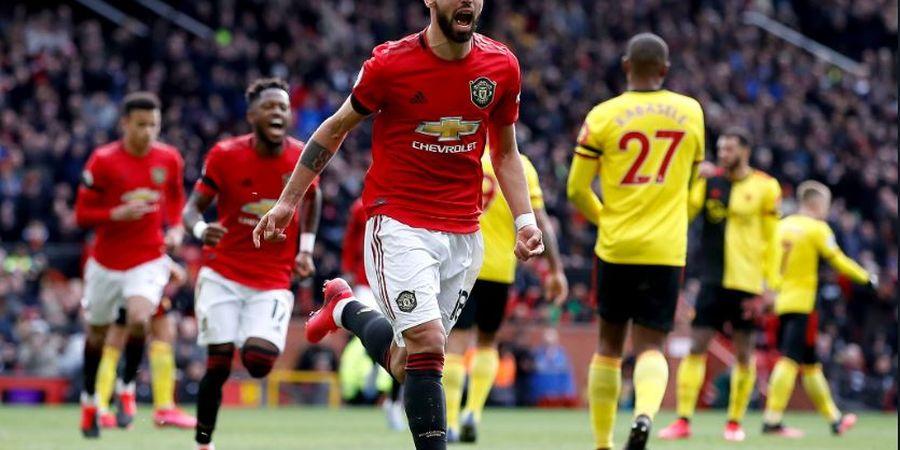 Tampil Menggila, Bruno Fernandes Bakal Jadi Legenda Manchester United
