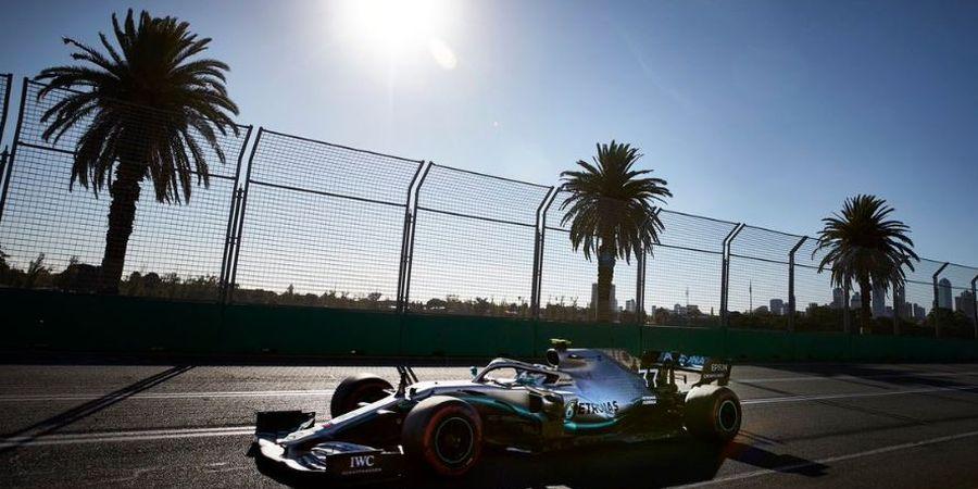 Tampil Optimal pada 2 Sesi Latihan, Lewis Hamilton Merasa Positif