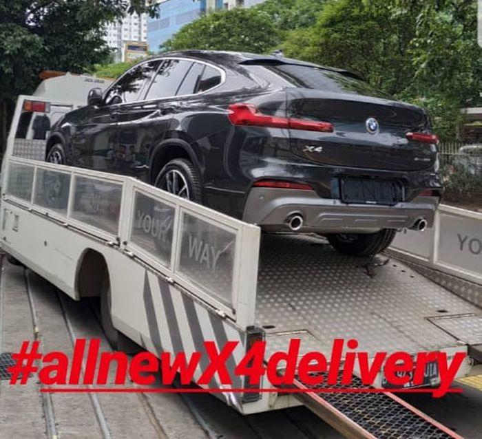 BMW X4 sudah ada di Ibukota