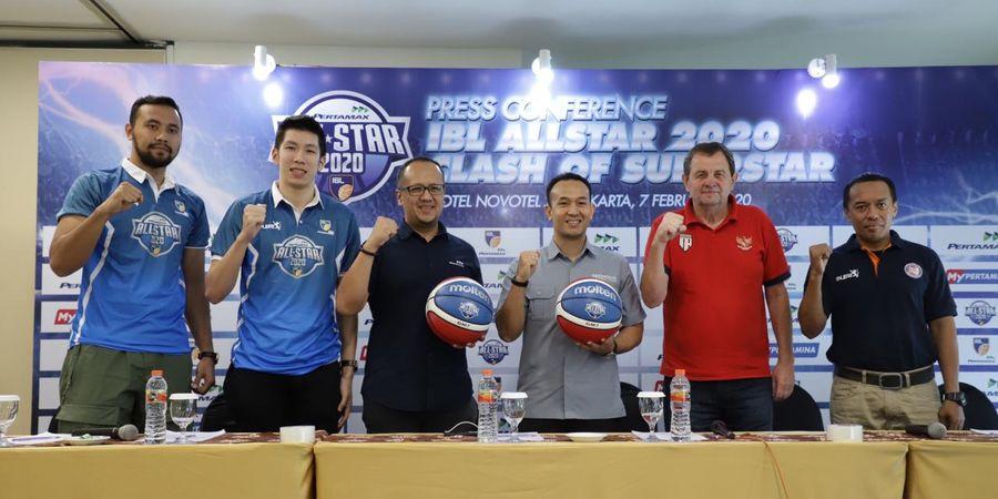 IBL Pertamax All Star 2020 vs Indonesia Patriots Digelar di Yogyakarta