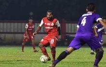 Persija Resmi Kirim Septinus Alua ke Babel United sebagai Pemain Pinjaman