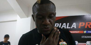 Demi Bawa Dewa United Naik Kasta, Herman Dzumafo Siap Beralih Posisi