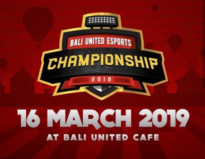 Bali United eSports Championship 2019