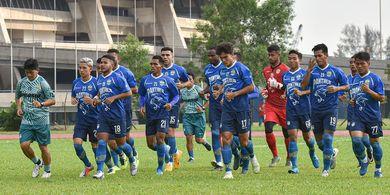 Persib Bandung Bakal Gelar Latihan Bersama Lagi Pekan Depan, Berikut Tanggalnya