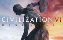 Game Civilization VI 'Rise and Fall' Kini Sudah Tersedia untuk iOS