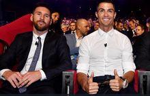 Miliki Segalanya, Iniesta Sebut Lionel Messi Tak Bisa Dibandingkan dengan Cristiano Ronaldo