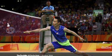 Harapan Besar Ketua BWF tentang Lee Chong Wei pada Olimpiade 2020
