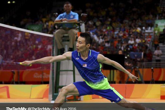 Pebulu tangkis tunggal putra Malaysia, Lee Chong Wei, diharapkan masih dapat berlaga pada Olimpiade 2020.