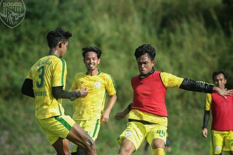 Liga 2 - Bogor FC Sulut United 'Terusir' dari Klabat, Jamu PSIM di Bali