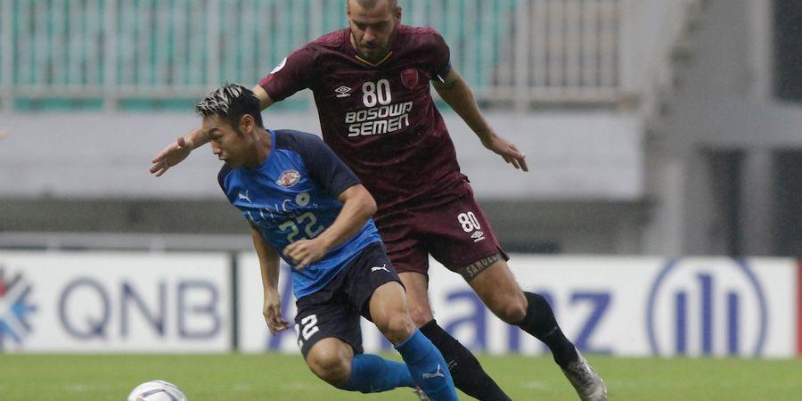 Kemenangan PSM Makassar Bikin Optimisme Home United Rontok