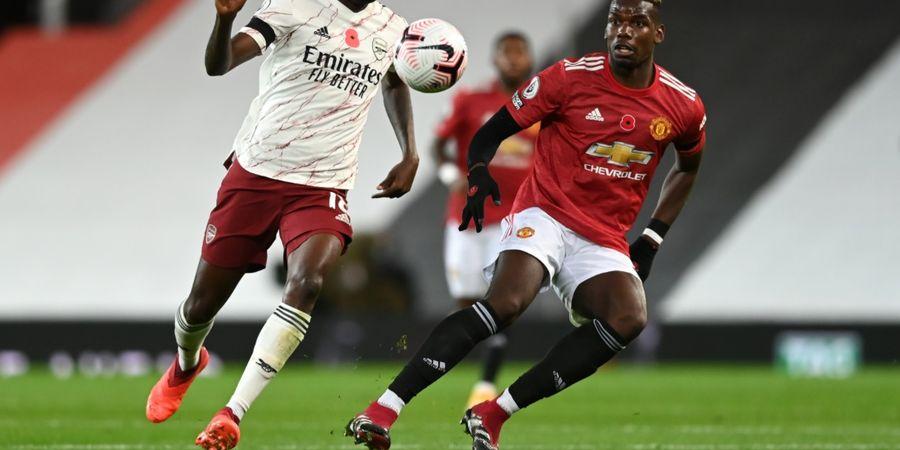 Tak Bahagia di Manchester United, Paul Pogba Biarkan Saja Pergi!