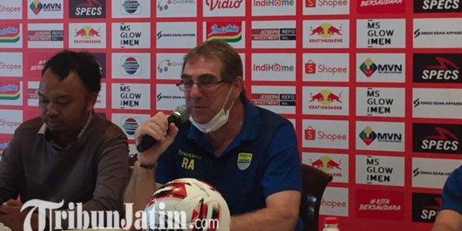 Robert Rene Alberts Yakin Liga 1 2020 Bisa Kembali Bergulir pada Bulan Juli